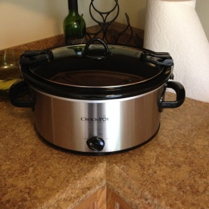 My awesome Crock-Pot