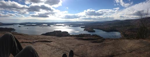 View of Squam Lake