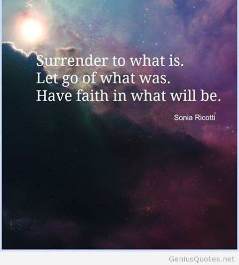 Surrender-life-quote